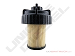 Filter - Fuel Filter Element 6.5L Integrated Cap