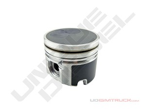 Piston & Pin - P400 6.5L STD