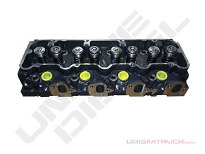 Cylinder Head - New 6.5L Center Mount Turbo 60 Degree Intake Bolts