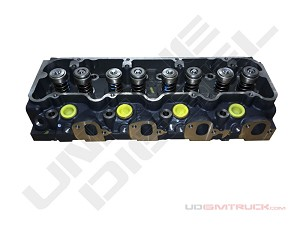 Cylinder Head - New 6.5L Side Mount Turbo Optimizer Head