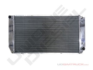 Radiator - Performance Aluminum 1994 Up 6.5 TD GM Truck And SUV